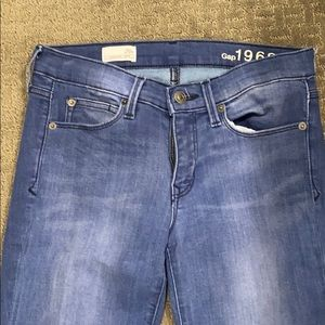 Gap Skinny Jeans 27 R Legging Jean